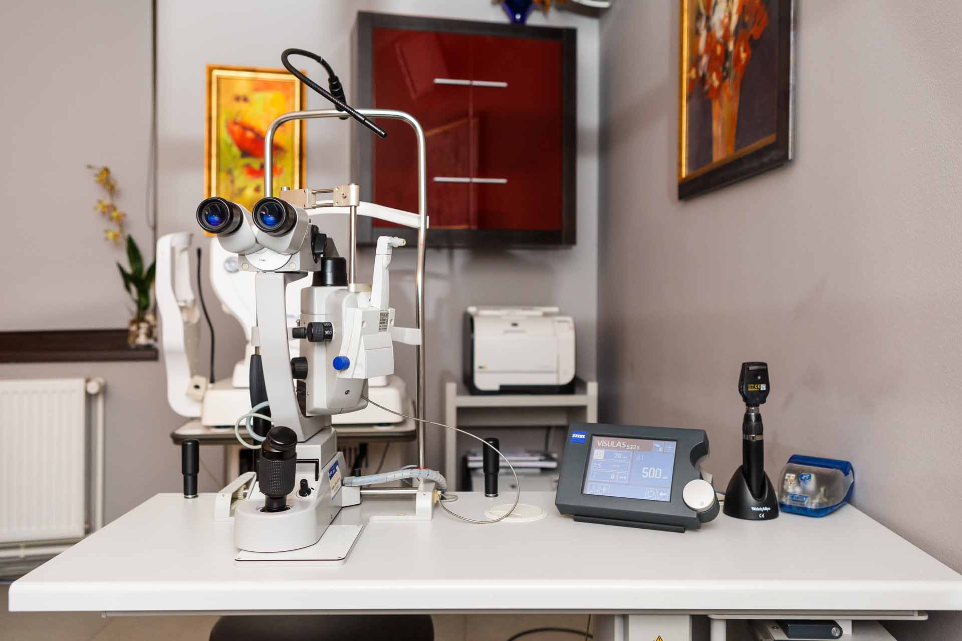LASER-ul în oftalmologie – tratamente